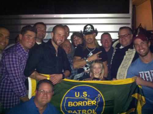 Recognizing Everyday Heroes - Meet and Greet with the US Border Patrol 2012